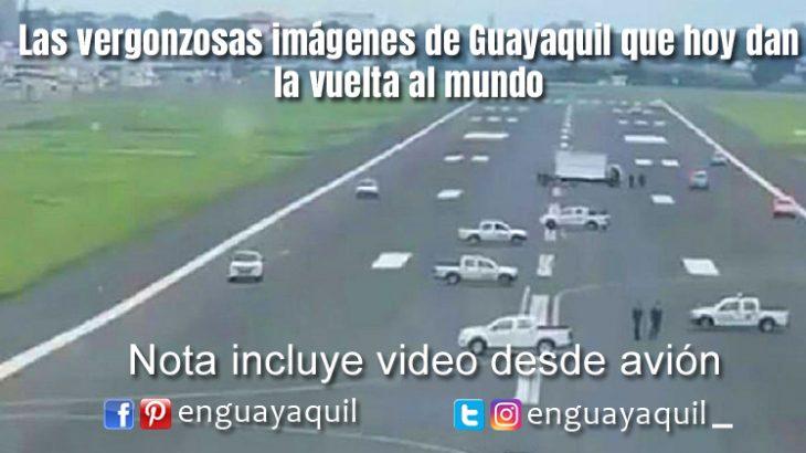aeropuerto de guayaquil cerrado