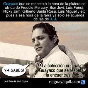 Guayaco que se respeta - La Colección Original