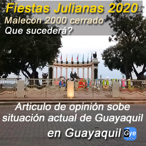 Fiestas Julianas 2020