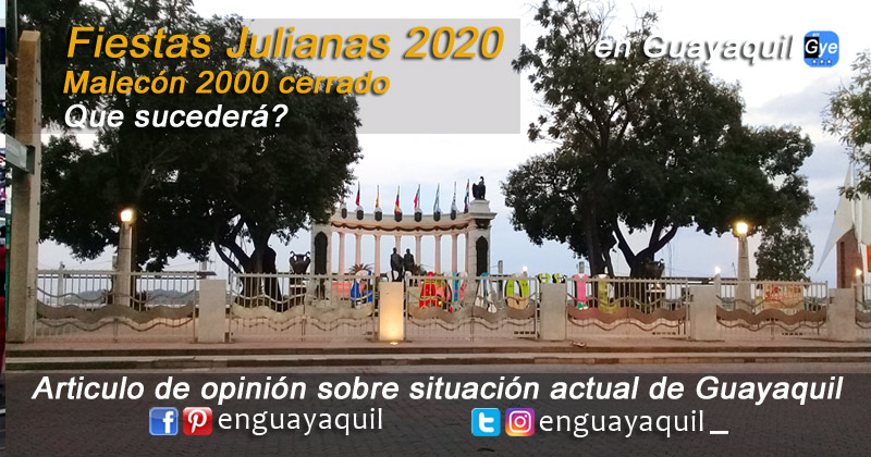 Fiestas Julianas 2020