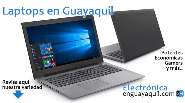 Laptops en Guayaquil
