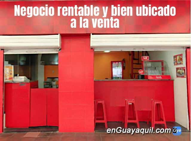 Negocios en venta en Guayaquil